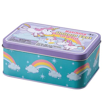 Hatching Unicorn Eggs In a Tin-368748