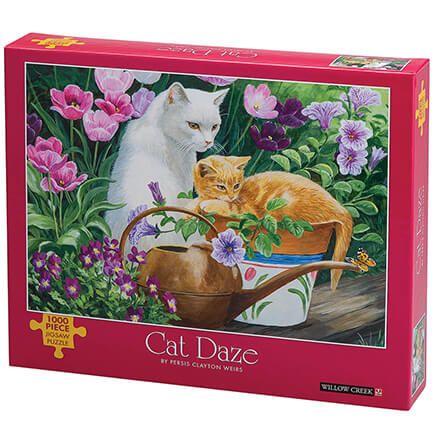 Cat Daze Puzzle, 1,000 pieces-368853