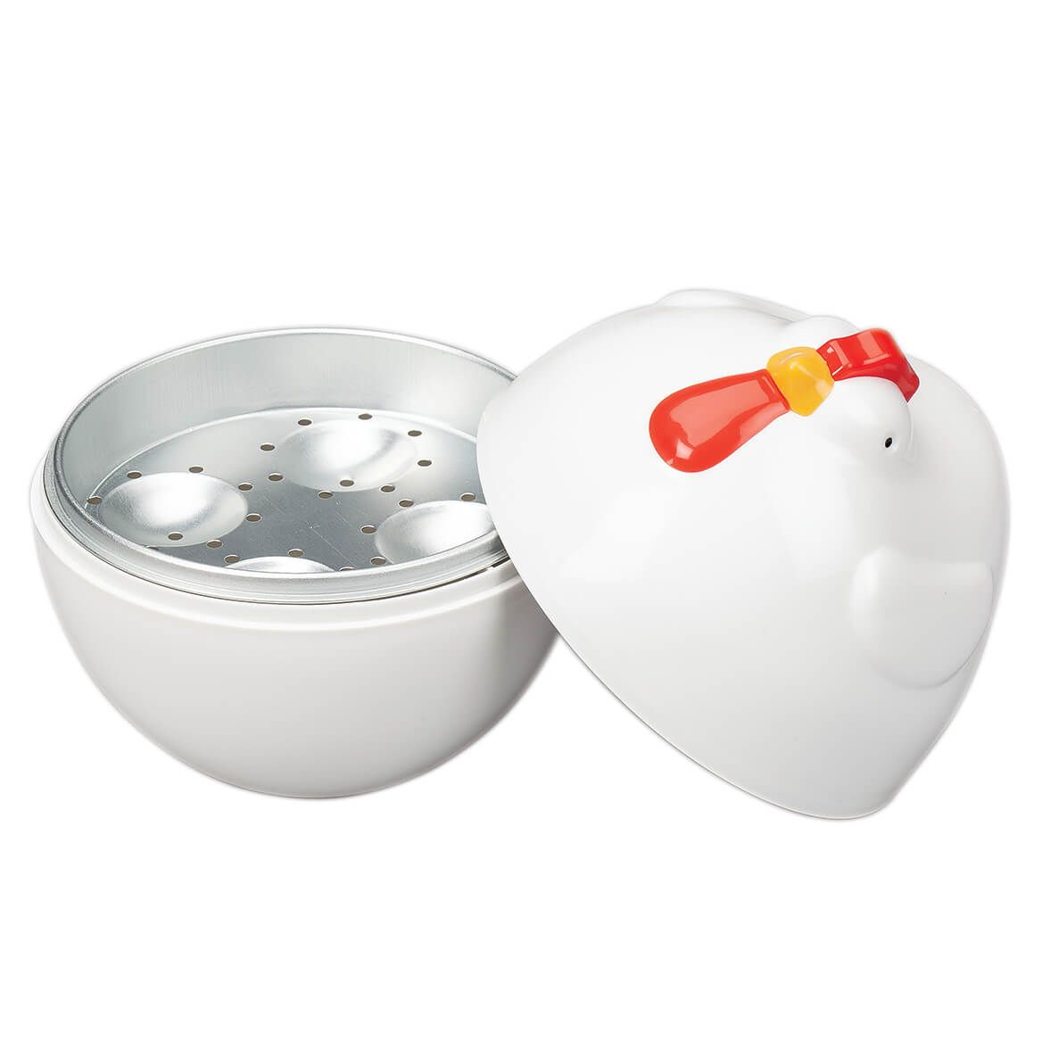 Rooster Microwave Egg Cooker by Chef's Pride-368992