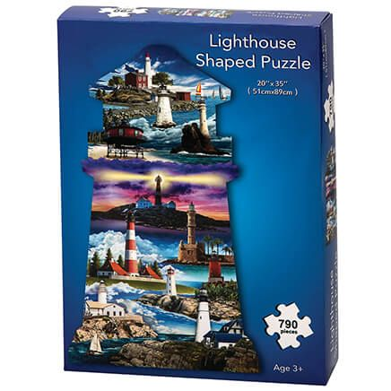 Lighthouse Shaped Puzzle-369014