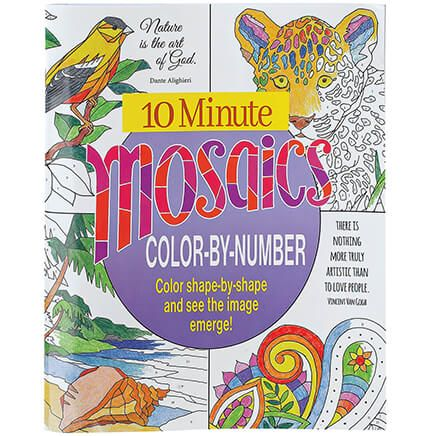 Color-By-Number Inspirational Mosaics-369079