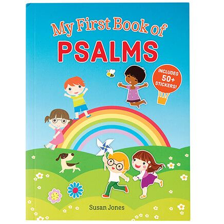My First Book of Psalms-369165
