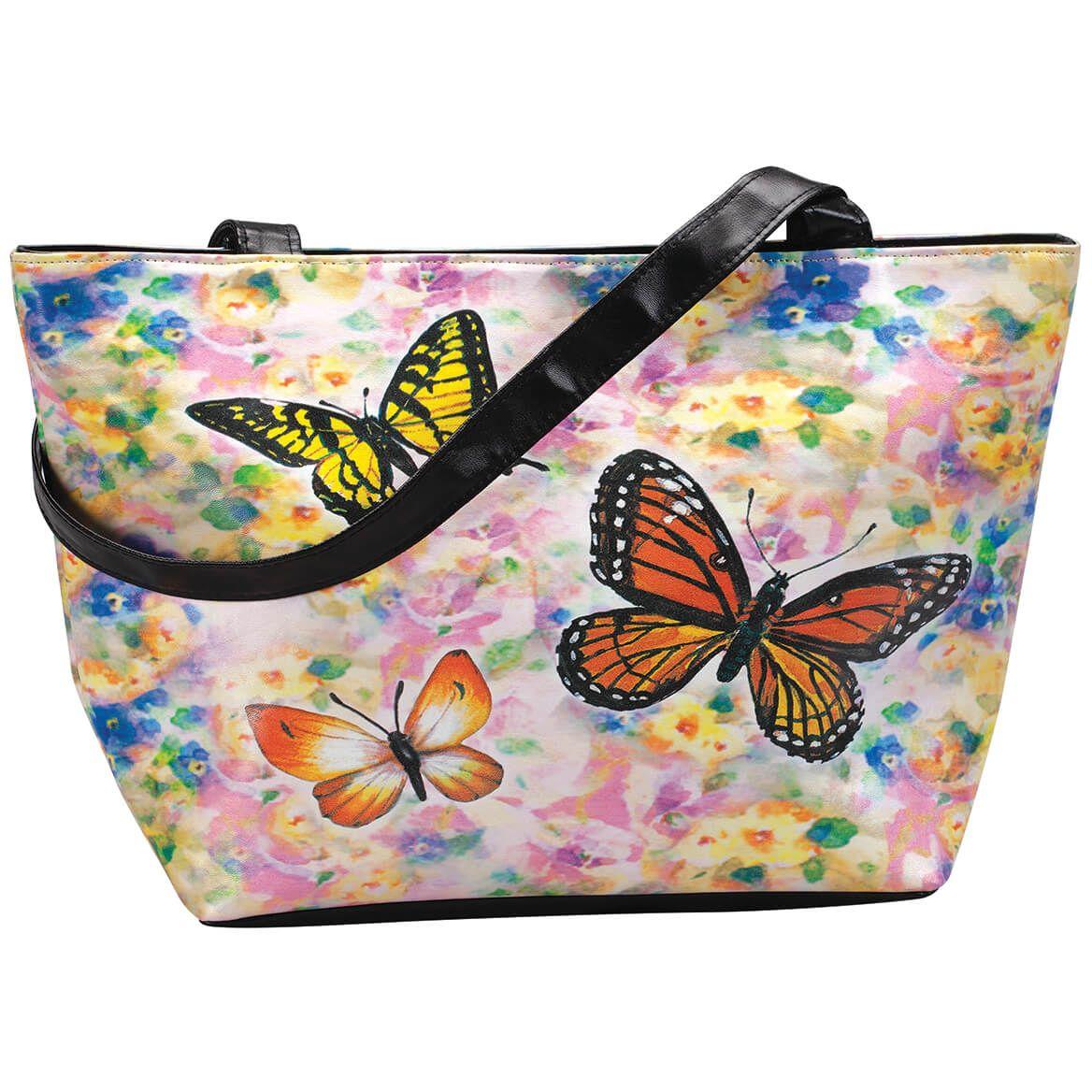 Designer Butterfly Handbag-369220