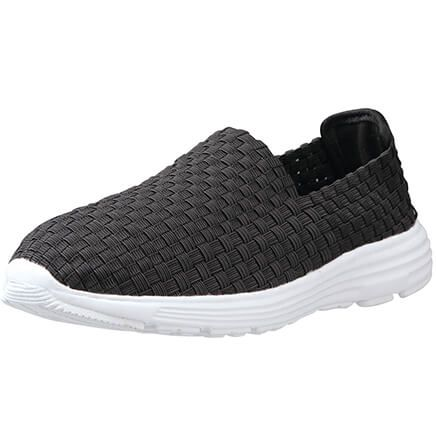 Silver Steps™ Comfort Flex Memory Foam Walking Shoe-369286