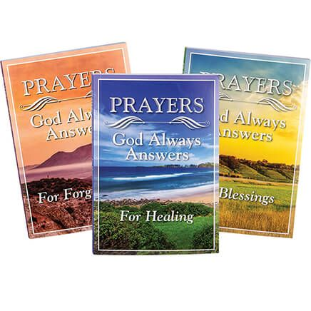 Prayers God Always Answers Books Set of 3-369300