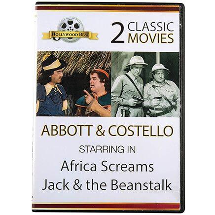 Two Classic Abbott & Costello Movies DVD-369392