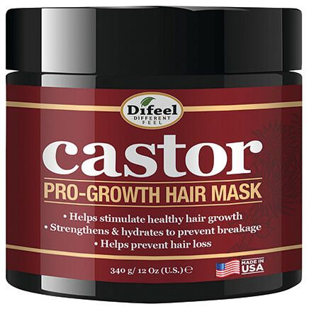 Castor Oil Rehydrating Hair Mask-369604