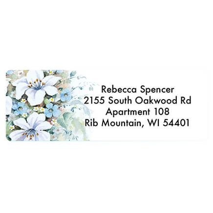 Bible with Flowers Address Labels & Envelope Seals set of 20-369753