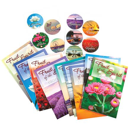Fruit of the Spirit Set of 9 Books and Magnets-370333