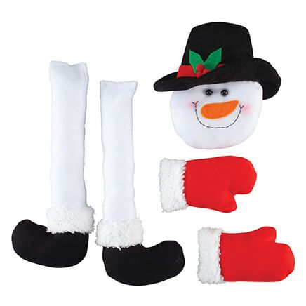 Snowman Wreath Kit-370416