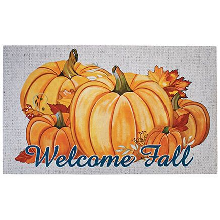 Welcome Fall Doormat-370473