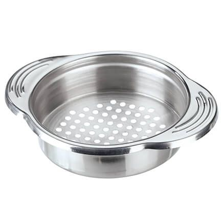 Universal Stainless Can and Bottle Strainer by Home Marketplace™-370581