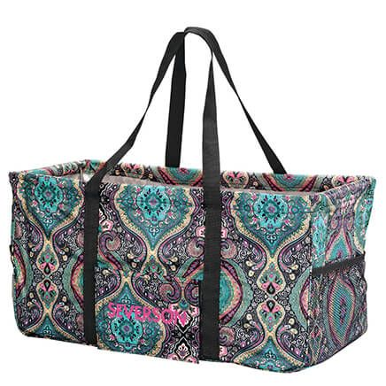 Personalized Wireframe Utility Tote-370589