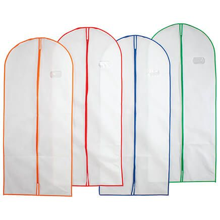 Breathable Garment Bags, Set of 4-370674