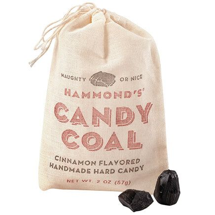 Hammonds® Candy Coal, 2oz.-370786