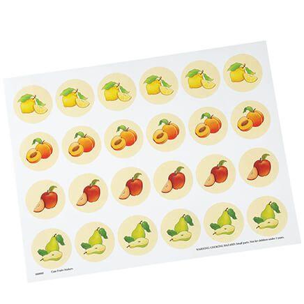 Cute Fruit Seals, Set of 24-370826