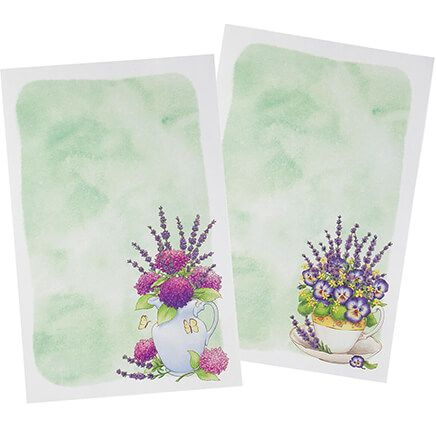 Lavender Stationery Set-370830