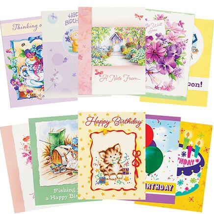 Variety Pack All Occasion Cards, Set of 20-370932