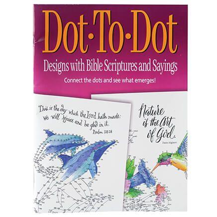 Dot-To-Dot Bible Scriptures and Sayings-371078