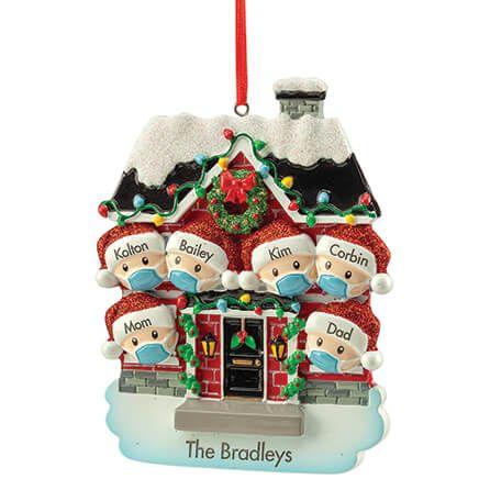 Personalized Covid Family Ornament-371154
