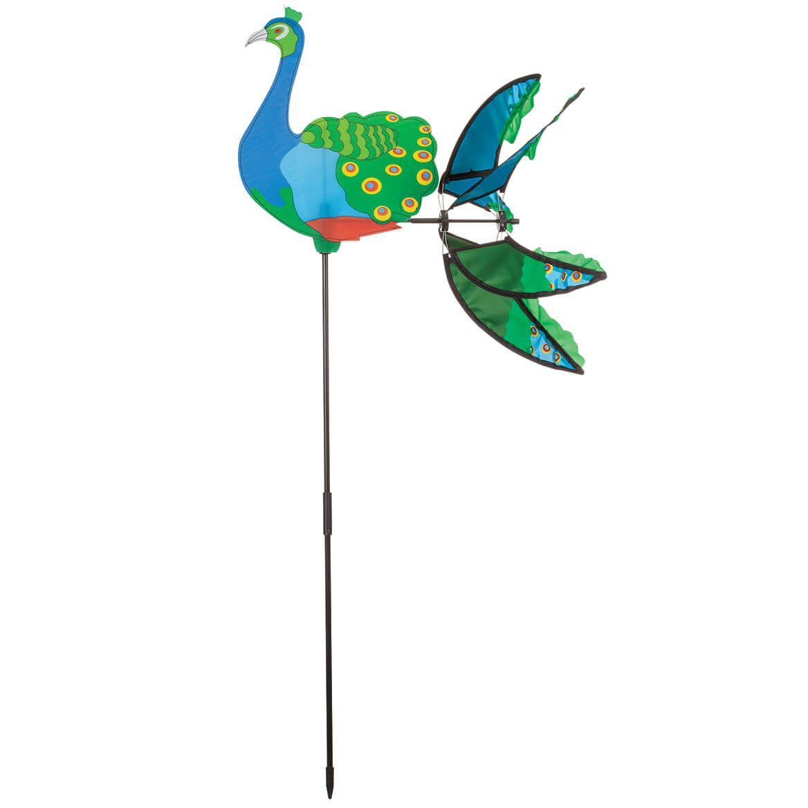 Peacock Wind Spinner-371191