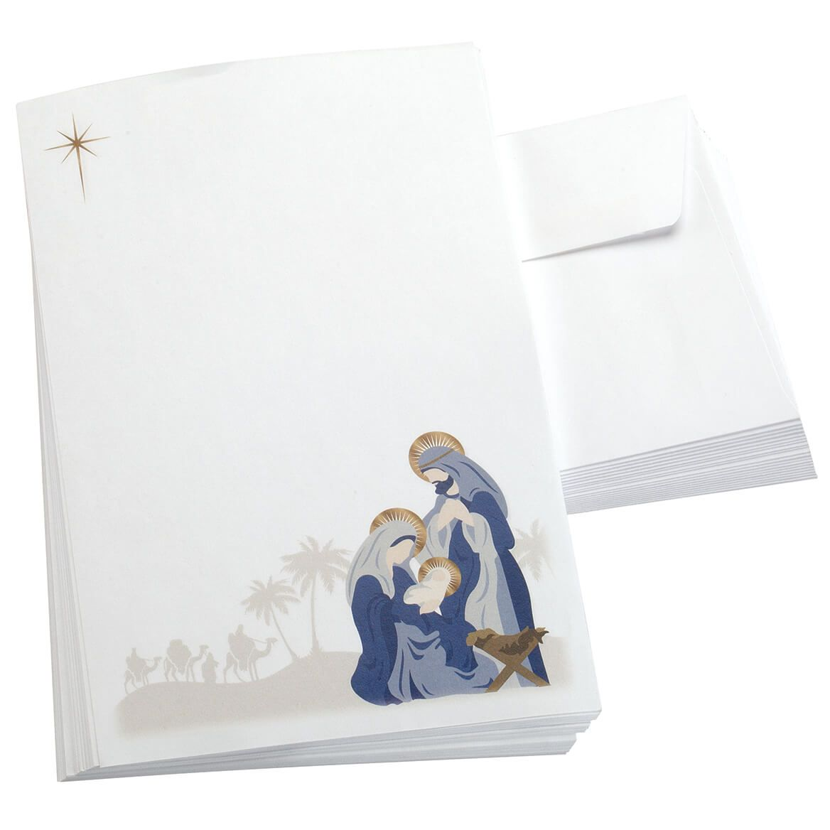Nativity Stationery Set-371297