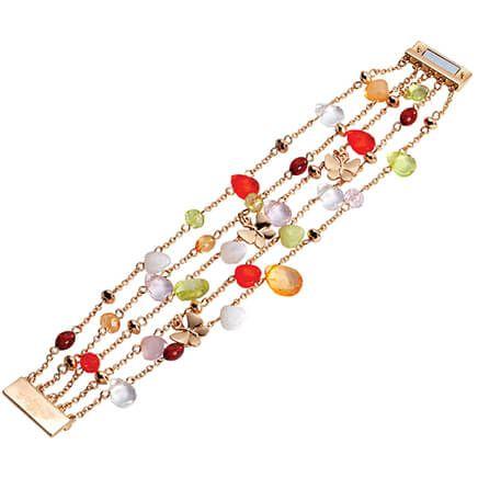 Colorful Multistrand Bracelet-371363