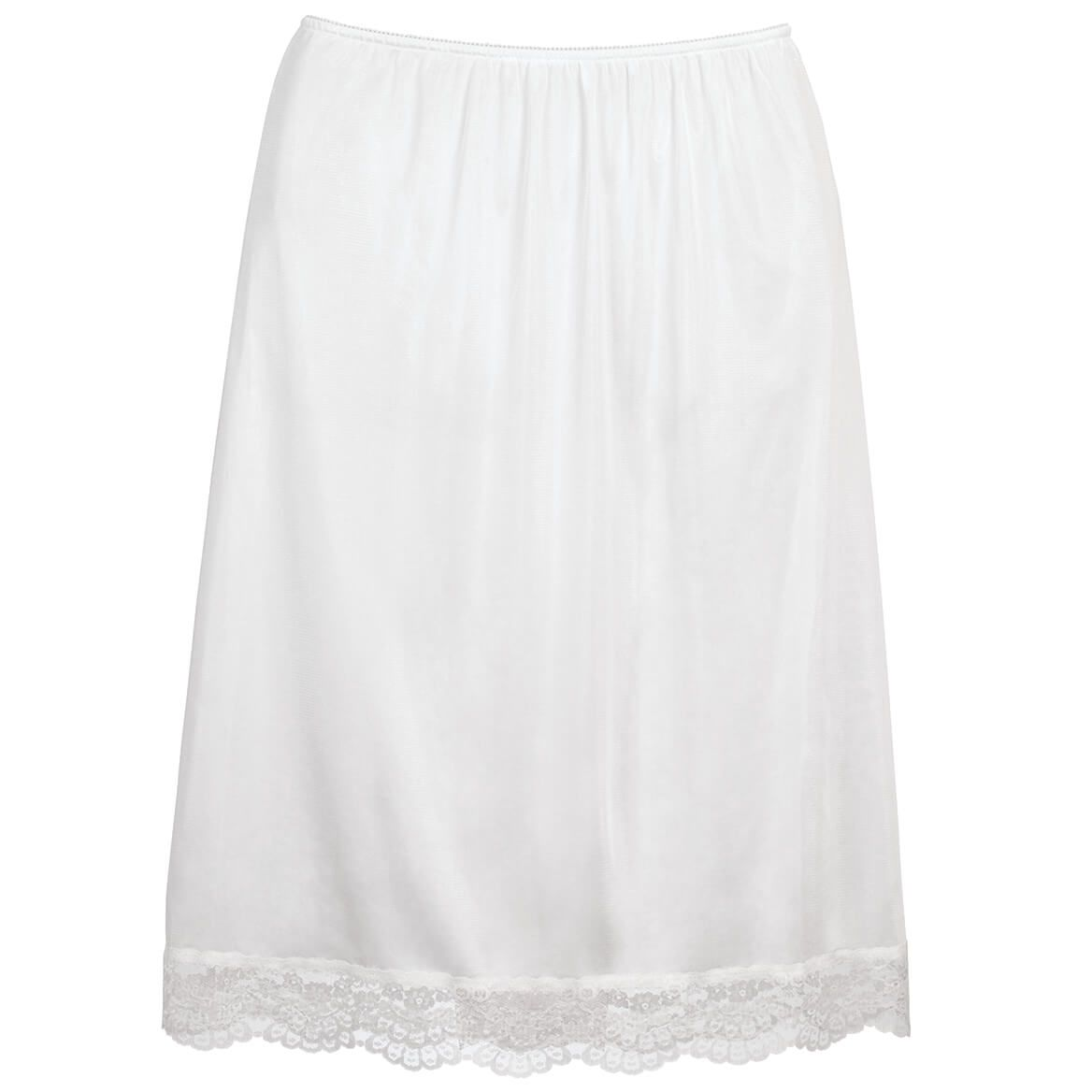 Easy Comforts Style™ Lace Trimmed Half Slip-371371