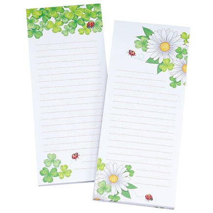 Lady Bug Note Pads Set of 2-371379