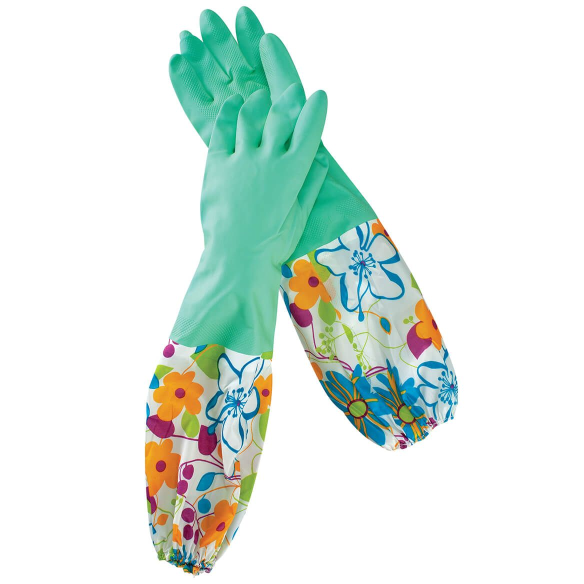 Cleaning Gloves with Fitted Cuffs-371382