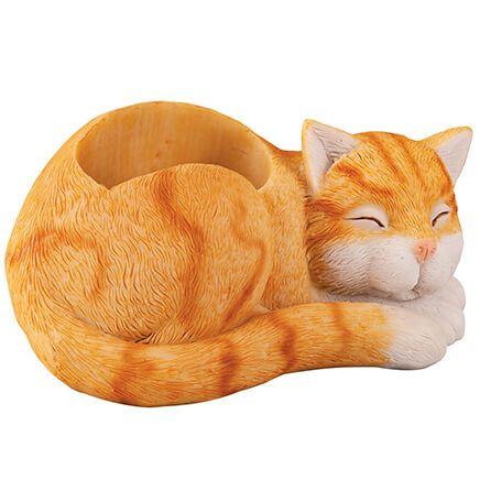 Sleeping Cat Desk Organizer-371440