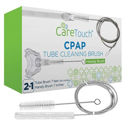 CPAP Flexible Tube Cleaning Brush with BONUS Mini Brush-371599