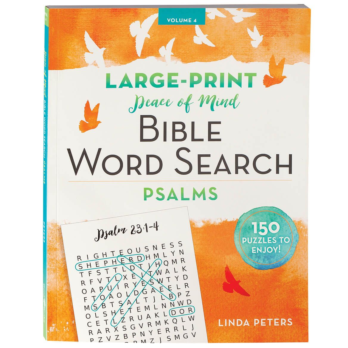 Peace of Mind Bible Word Search: Psalms-371699