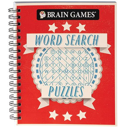 Brain Games® Star Banner Word Search Puzzles-371703