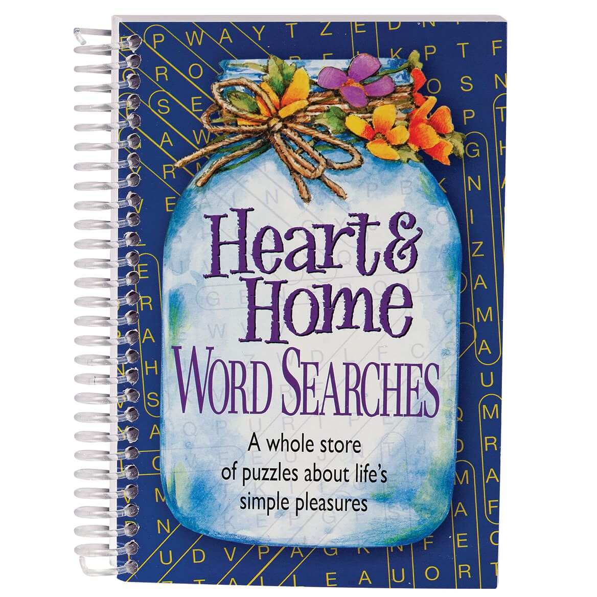 Heart & Home Word Searches Book-371710