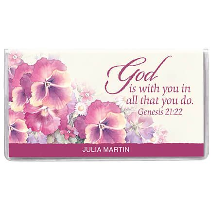 Personalized 2 Year Planner God is With You-371738