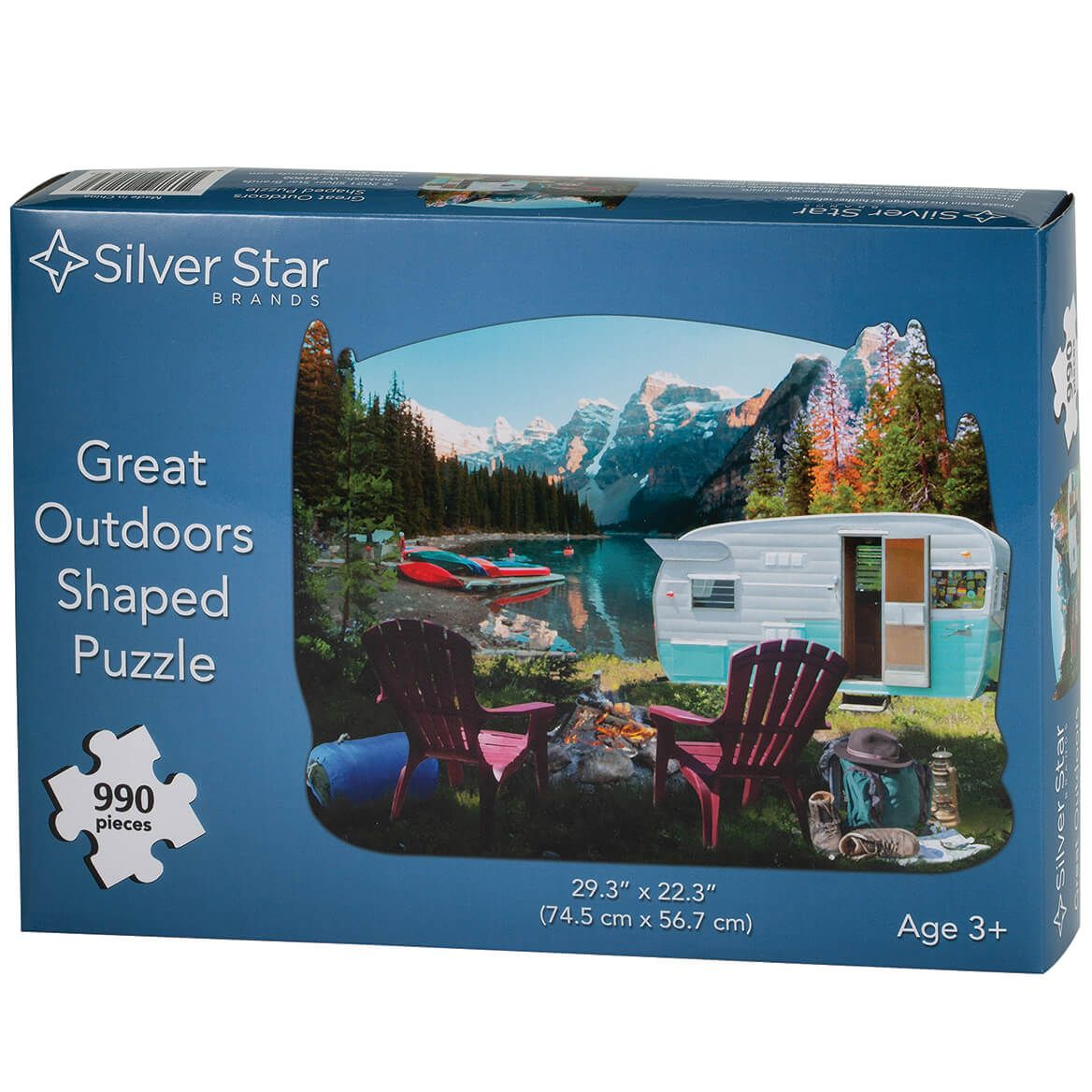 Great Outdoors Jigsaw Puzzle by Holiday Peak™-371929