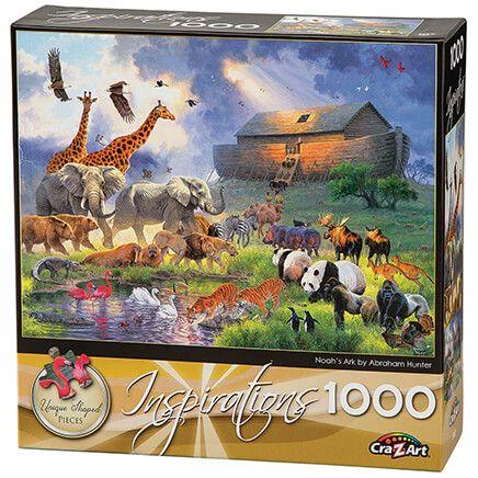 Inspiration's Noah's Ark Puzzle 1,000 pieces-372197