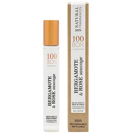 100BON Bergamotte & Rose Sauvage Unisex EDP, .50 oz.-373056